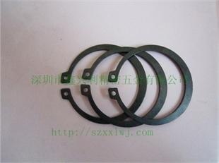 厂家供应 DIN471 GB894.1 轴用卡簧 STW 不锈钢 弹簧钢材质 规格齐全