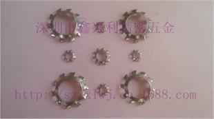 专业生产 锥形外齿锁紧垫圈 M3-M12 大量现货 深圳厂家