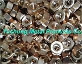 硅青铜重型六角螺母