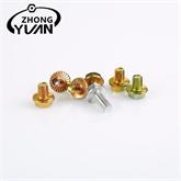 供应法兰外六角带齿金属螺丝 汽车座椅螺栓紧固件标准件
