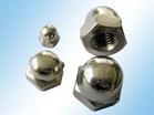 供应盖形螺母  长盖形螺母 各种英制美制盖形螺母  非标盖型螺母