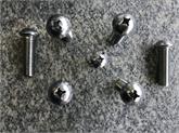 316不锈钢十字盘头机螺钉 元机