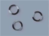 提供波形弹簧垫圈GB955材质65锰弹簧钢不锈铁,规格齐全