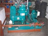 GEA-基伊埃韦斯伐里亚-自清式离心分离机-将油-水混合物分离为三相 (固杂、水、油)