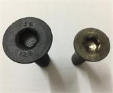 专业生产6.8级标准紧固件内六角螺栓螺钉 沉头内六角螺栓螺钉 GB70.3