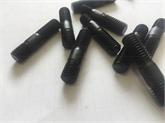 专业生产10.9- 12.9级高强度双头螺栓 双头螺丝 GB898 标准紧固件双头螺柱