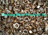 磷青铜六角螺母M6,M8,M10,M12,M14,M16,M20