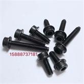 DIN251内六角法兰面螺栓 高强度圆柱头六角法兰盘螺栓