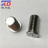 304材质不锈钢储能焊接螺钉M8-30厂家直销,焊钉