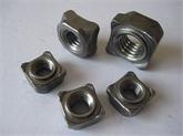 非标四角焊接螺母(根据客户要求生产)