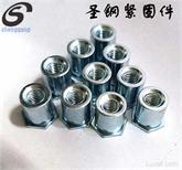 家批发 碳钢盲孔压铆螺柱BSO3.5-M5-10 机箱电路板专用规格齐全
