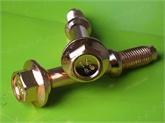 法兰面螺栓汽车消声器螺栓