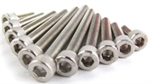 生产国标圆柱头内六角螺钉 内六角螺栓 内六角螺丝GB70.1DIN912