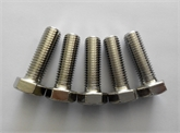 销售热镀锌外六角螺栓 达克罗外六角螺栓GB5782GB5783