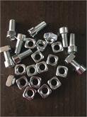 现货供应四方螺母 内六角螺丝 铝型材螺丝 卡槽螺母
