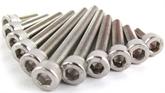 生产8.8级10.9级12.9级圆柱头内六角螺钉内六角螺栓DIN912