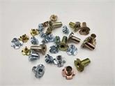厂家直销四爪螺母家具螺母来样定制非标件现货批发紧固件