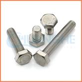生产批发 A级螺栓 全螺纹螺栓 六角头螺栓 厂家专业加工