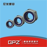 [国标]  GB /T 6172.2-2000 非金属嵌件六角锁紧薄螺母