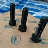 宁波三多紧固件厂家 XRN8.8级DIN933/DIN931高强度外六角螺栓