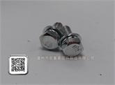 温州宏富厂家直销9074.17外六角平脑三组合螺钉