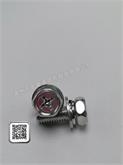 温州宏富厂家直销凹脑十字三组合组合螺钉