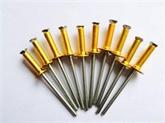 专业提供拉花铆钉 抽芯铆钉 酒盒专用铆钉 3.2*8