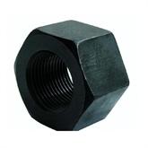 厂家直销  氧化发黑高强六角螺母六角螺帽