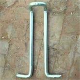 厂家现货 电缆井镀锌挂钩 吊钩 电缆井预埋件 M25*1440