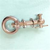 厂价直销304不锈钢活节螺栓 带孔螺丝 羊眼螺丝 吊环螺丝DIN444  GB798