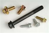 生产8.8级10.9级外六角法兰面螺栓法兰面螺丝GB5789GB5787DIN6921