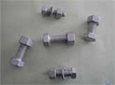 生产8.8级10.9级热镀锌外六角螺栓外六角螺丝DIN931DIN933GB5782GB5783