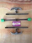 建筑配件止水螺杆 三段式止水螺栓 国标对拉丝 厂家直销