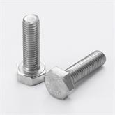 厂家直销国标外六角螺栓紧固件高强度螺栓螺母热镀锌螺丝