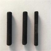 8.8级双头螺栓压板螺丝螺柱螺杆丝杆牙棒M16*50/60/70/80--150