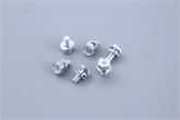 厂家直销 微标 三组合盘头螺钉 三组合六角头螺钉