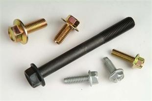 生产8.8级外六角法兰面螺栓法兰面螺丝GB5787GB5789DIN6921