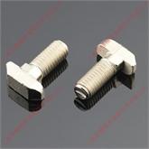 1.4305不锈钢T型方颈螺栓DIN186标准做工优良