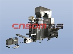 常州森曼智能全自动100-5000称重包装机自动包装设备厂家直销
