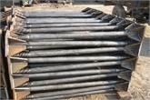 厂家直销地脚螺栓 焊板地脚螺丝焊接铁塔地脚螺栓预埋件加工m39
