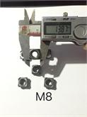 【主打】现货供应DIN928四方焊接螺母通止规