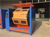 环保干式挂具研磨溜光机/干式研磨离心机