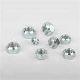 DIN980V全金属锁紧螺母/六角压点锁紧螺母M12 汽标Q334-335