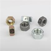 立禾/DIN980V全金属锁紧螺母/六角压点锁紧螺母(M30)