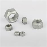 DIN980V全金属六角压点锁紧螺母/压点螺母/汽标Q334-335