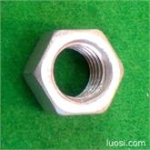 DIN934    镀锌  外六角螺母