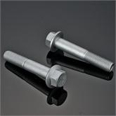 厂家供应平头螺栓 银色达克罗镀达克罗法兰六角螺栓