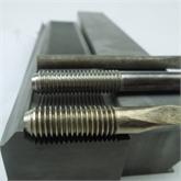 东莞大朗M8、M10、M12机丝倒角切平搓丝板 非标搓丝板厂家订制-精鼎牙板