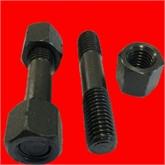 石化专用双头螺栓,化工防腐双头螺丝,石化耐高压螺栓标准, 35CrMoA双头螺栓厂家