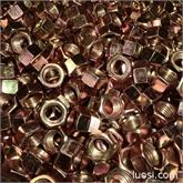 六角螺母DIN934  黄锌